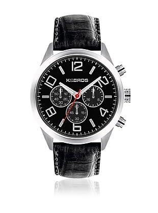 K&BROS Reloj 9484 (Negro)