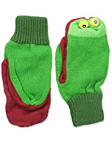 Kidorable Little Boys' Frog Mittens