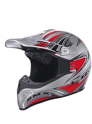 NZI Helm Integral Motocross Smx Multi Pr