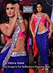 Katrina Kaif Multy Bollywood Lehenga Choli, Blue