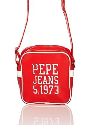 Pepe Jeans London Bolso Benjamin (Rojo)