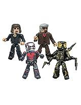 Diamond Select Toys Marvel Minimates: Ant-Man Movie Box Set Action Figure