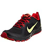 Nike Men's Wild Trail Dark Charcoal, Retro Black and Mid Fog Mesh Running Shoes - 7 UK