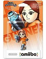 Mii Gunner Amiibo Europe/Australia Import (Super Smash Bros Series)