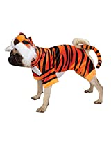 Casual Canine Bengal Buddy Dog Costume, X-Small, Orange