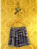 Tiara by Roshini Shah Drift Away Skirt