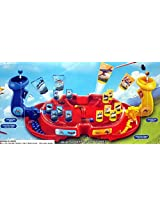Real Action Shooting Gallery Game with Twin Launchers (Game for 2)