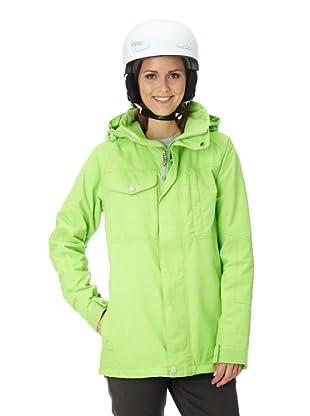 Red Damen Ski- und Snowboardhelm PURE (White)