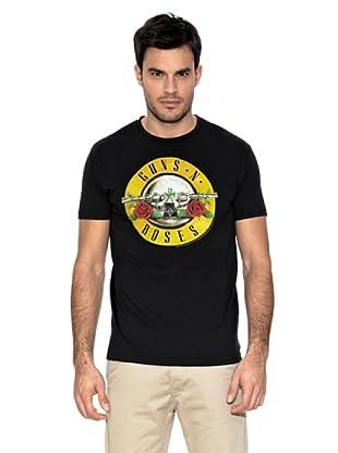Springfield Camiseta Guns (Negro)
