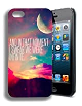 We Were Infinite Infinity Cute Inspirational Quote Iphone 5c Case