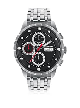 K&Bross 9457-3 Reloj Unisex movimiento automático con brazalete metálico