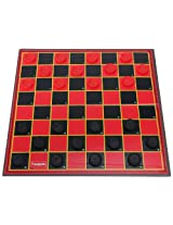Funskool - Checkers and 5 Other Games