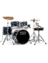 Mapex Tornado TND5254TCYB Drum Set 5 pcs With Hardware Throne and Cymbals Royal Blue