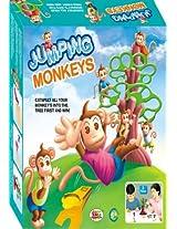 Ekta JumpingMonkeysJr Board Game Family Game