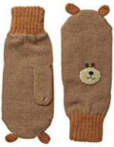 Kidorable Little Boys' Bear Mittens