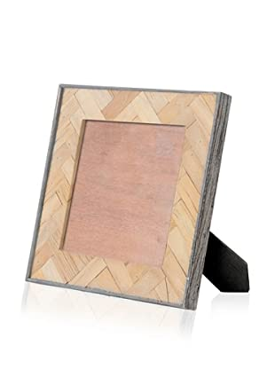 Shine by S.H.O. Lana Square Frame (Antique Elm/Old Elm)