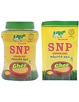 SNP Agmark Ghee, 550 ml (Combo of 2)