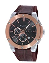 Kenneth Cole  Analog Black Dial Men's Watch - IKC8087