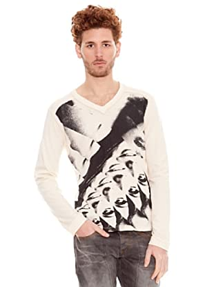 Just Cavalli Camiseta (Crudo)