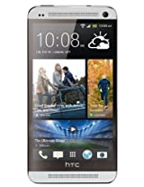 HTC ONE M7 32GB 4G LTE Android Smartphone (Unlocked) - Sliver