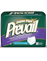 Prevail Super Plus Disposable Underwear X-Large (58