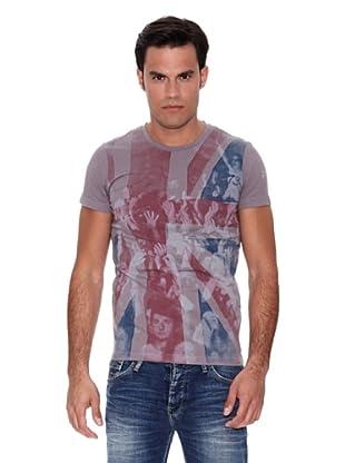 Pepe Jeans London Camiseta Jacker (Gris)