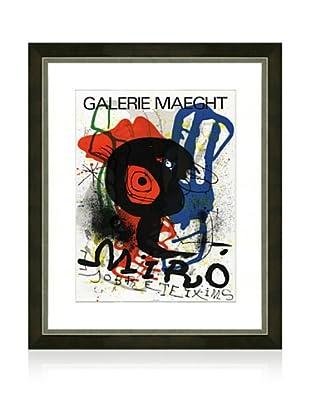 Miro: Galerie maeght
