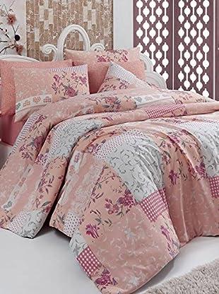 Colors Couture Bettdecke und Kissenbezug Bianca