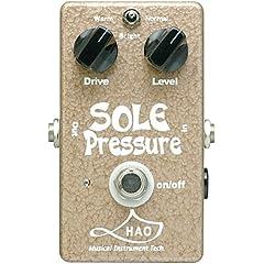 HAO SOLE Pressure