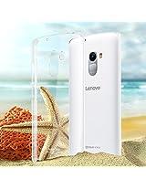 Original Imak Brand Crystal Transparent Ultra Thin Hard Back Cover for Lenovo Vibe K4 Note