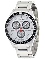 Tissot Men's T0444172103100 T-Sport PRS516 Quartz Silver Chronograph Dial Watch