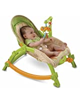Fisher-Price Newborn-to-Toddler Rocker, Portable (Discontinued by Manufacturer)