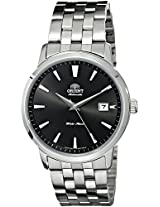 "Orient Men's FER27009B0 ""Symphony"" Black Dial Automatic  Stainless Steel Watch"