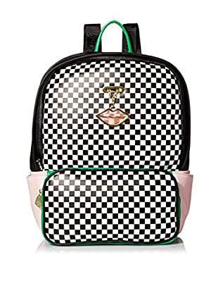 Betsey Johnson Women's Mad About Mod Backpack, Black