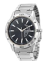Dezine DZ-GR0094-BLK-CH analog watch