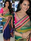 sonakshi replica saree