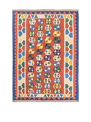 NAVAEI & CO. Teppich mehrfarbig 198 x 143 cm