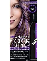 Garnier Hair Color Color Styler Intense Wash Out Color, Purple Mania