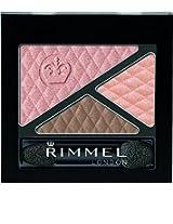 Rimmel Glam 'Eyes Trio Eye Shadow, Spices, 0.15 Fluid Ounce