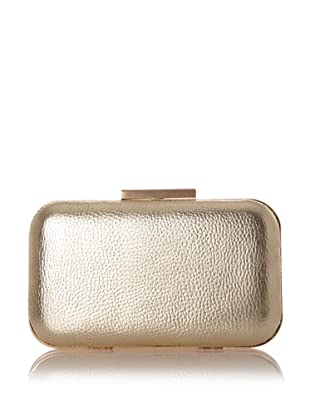 Me Char Women's Edith Clutch (Gold)