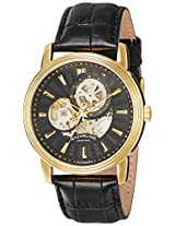 Stuhrling Original Analog Black Dial Men's Watch - 1076.33151
