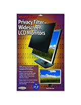 Kantek Secure-View Blackout Privacy Filter for 21.5-Inch Widescreen LCD Monitors (Measured Diagonally - 16:9 Aspect Ratio) (SVL21.5W)