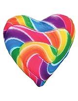 iscream / New!! Sweet Treats Candy Heart Microbead Pillow