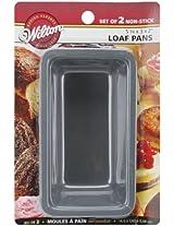 Wilton 2105-1826 Mini Loaf Pan, Set of 2