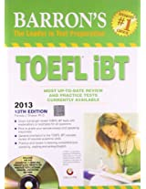 Barron's TOEFL IBT 2013 (13th Edition)