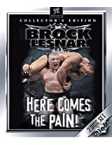 WWE: Brock Lesnar - Here Comes the Pain! (Collector's Edition) [Blu-ray]