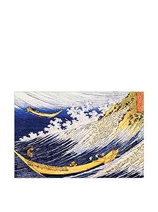 Artopweb Panel Decorativo Hokusai Soshu Choshi