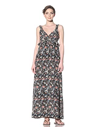 French Connection Women's Phoenix Silk Maxi Dress