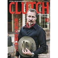 CLUTCH Magazine 2016年10月号 小さい表紙画像