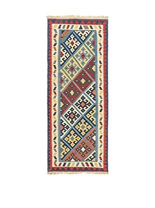 NAVAEI & CO. Teppich mehrfarbig 228 x 88 cm